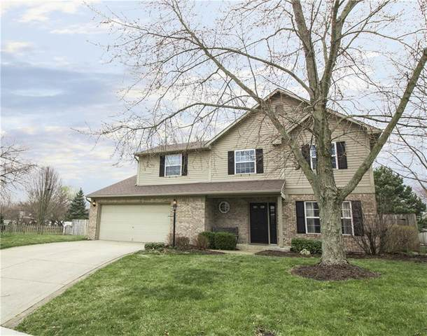 5915 Darby Circle, Noblesville, IN 46062 (MLS #21778156) :: The Indy Property Source