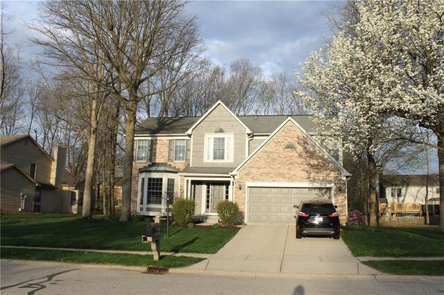13867 Priscilla Place, Fishers, IN 46038 (MLS #21778158) :: RE/MAX Legacy