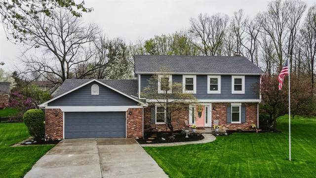 25 Ironwood Court, Carmel, IN 46033 (MLS #21778159) :: The Indy Property Source