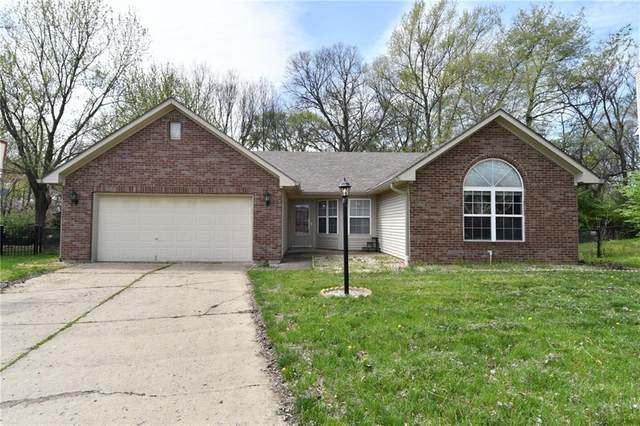 888 Preakness Drive, Greenwood, IN 46143 (MLS #21778162) :: AR/haus Group Realty