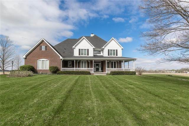 17040 Eagletown Road, Westfield, IN 46074 (MLS #21778167) :: The Indy Property Source