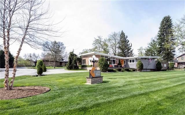 21 Thornhurst Drive, Carmel, IN 46032 (MLS #21778171) :: Ferris Property Group