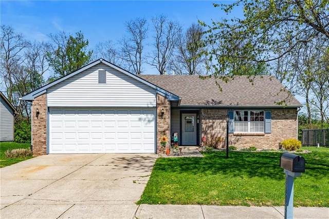 8602 Midsummer Drive, Indianapolis, IN 46239 (MLS #21778172) :: The Indy Property Source