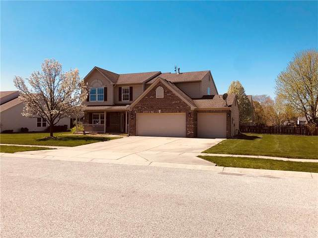 1662 Sagemeadow Drive, Brownsburg, IN 46112 (MLS #21778173) :: The Indy Property Source