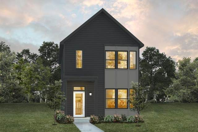 2805 N Delaware Street, Indianapolis, IN 46202 (MLS #21778189) :: The Indy Property Source