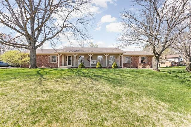 8024 Whitelick Drive, Brownsburg, IN 46112 (MLS #21778196) :: Mike Price Realty Team - RE/MAX Centerstone