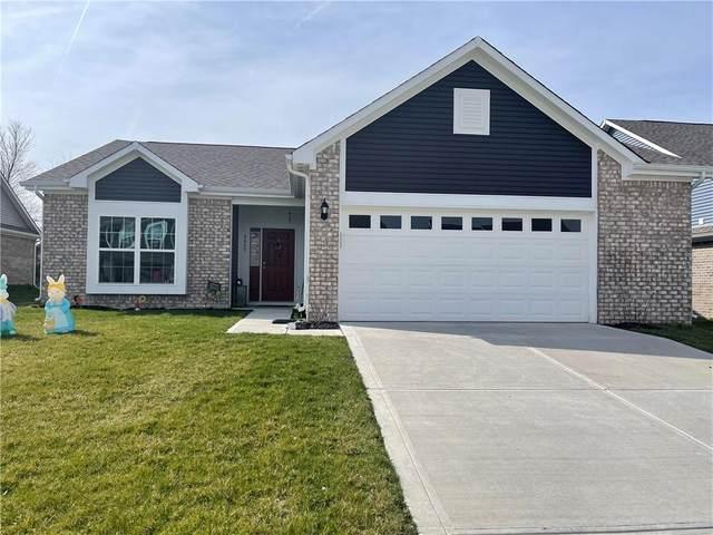 5665 Starla Lane, Plainfield, IN 46168 (MLS #21778214) :: Heard Real Estate Team | eXp Realty, LLC