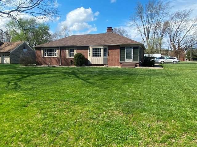 950 Southview Drive, Indianapolis, IN 46227 (MLS #21778220) :: Corbett & Company