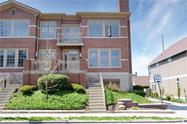 2118 N Pennsylvania Street #508, Indianapolis, IN 46202 (MLS #21778230) :: Anthony Robinson & AMR Real Estate Group LLC