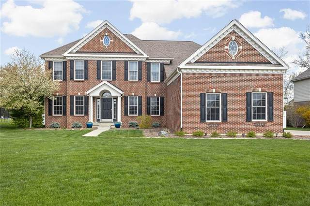 9074 Stonington Place, Zionsville, IN 46077 (MLS #21778242) :: The Indy Property Source
