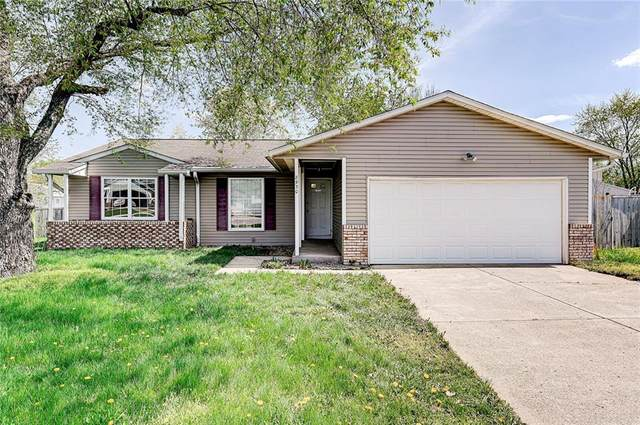 8930 Ridgepointe Court, Indianapolis, IN 46234 (MLS #21778252) :: Anthony Robinson & AMR Real Estate Group LLC