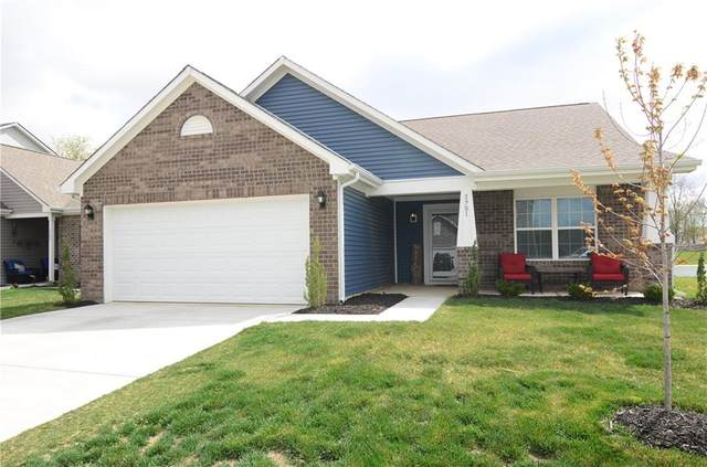 1701 Danielle Road, Lebanon, IN 46052 (MLS #21778280) :: Mike Price Realty Team - RE/MAX Centerstone