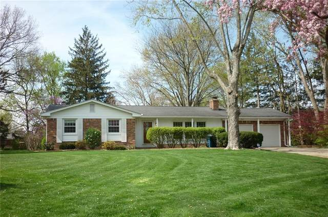 7103 Tower Court, Indianapolis, IN 46214 (MLS #21778281) :: The Evelo Team