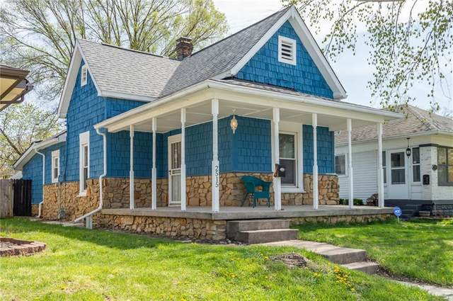 2515 Union Street, Indianapolis, IN 46225 (MLS #21778297) :: The Indy Property Source