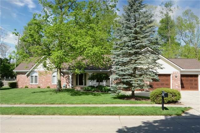 8040 Halyard Way, Indianapolis, IN 46236 (MLS #21778304) :: Heard Real Estate Team | eXp Realty, LLC