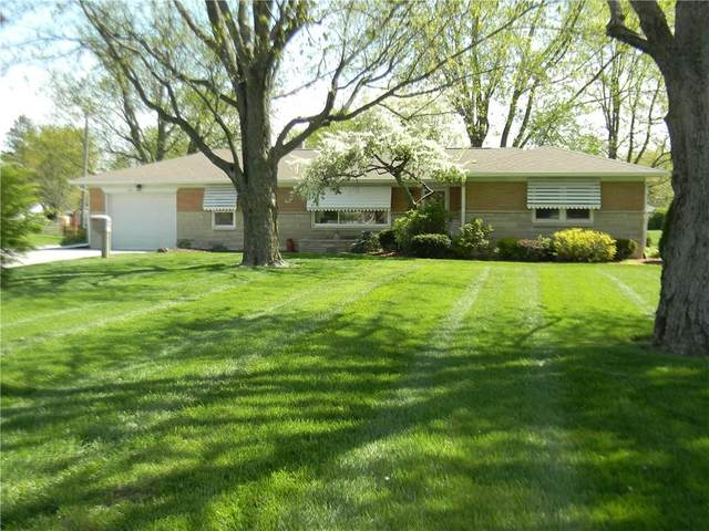 929 N Indiana Street, Mooresville, IN 46158 (MLS #21778318) :: Mike Price Realty Team - RE/MAX Centerstone