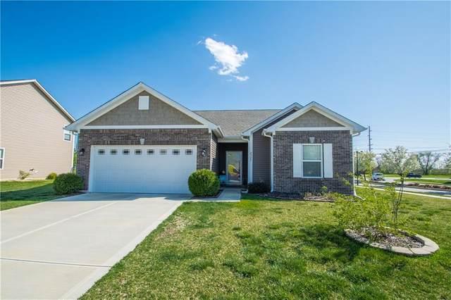 2327 Creston Meadow, Greenfield, IN 46140 (MLS #21778322) :: Heard Real Estate Team | eXp Realty, LLC