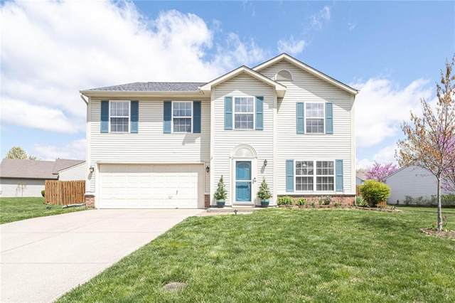 9010 Stonewall Drive, Indianapolis, IN 46231 (MLS #21778329) :: Mike Price Realty Team - RE/MAX Centerstone