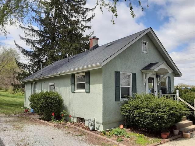 203 Waynetown Road, Crawfordsville, IN 47933 (MLS #21778344) :: The ORR Home Selling Team