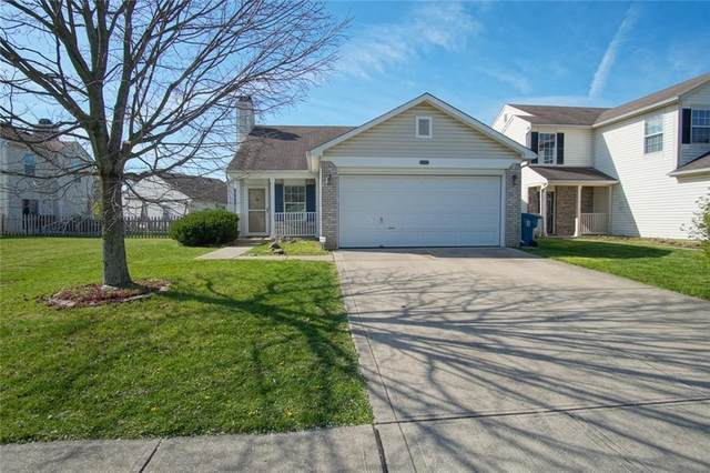 12003 Titania Circle, Lawrence, IN 46236 (MLS #21778350) :: The Evelo Team