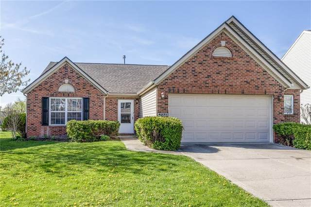 6271 Canterbury Drive, Zionsville, IN 46077 (MLS #21778362) :: Ferris Property Group