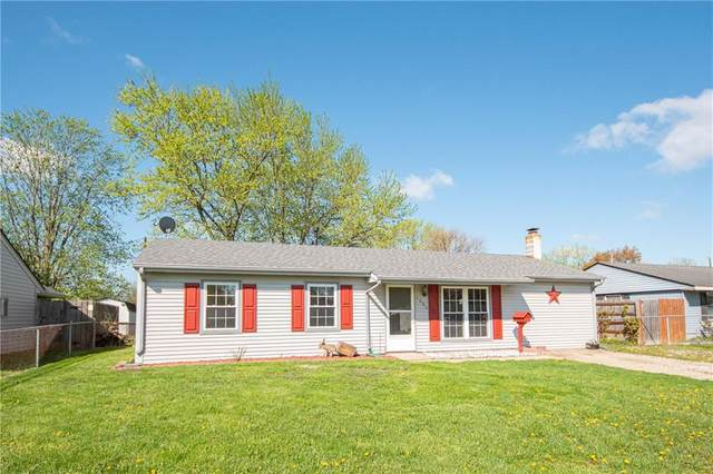 1594 Younce Street, Franklin, IN 46131 (MLS #21778377) :: Anthony Robinson & AMR Real Estate Group LLC