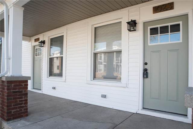 1023 Harlan Street, Indianapolis, IN 46203 (MLS #21778388) :: Anthony Robinson & AMR Real Estate Group LLC