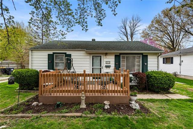 2514 Fowler Street, Anderson, IN 46012 (MLS #21778409) :: RE/MAX Legacy