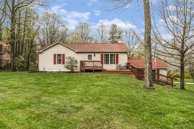4325 E Lantern Road, Martinsville, IN 46151 (MLS #21778411) :: The Indy Property Source