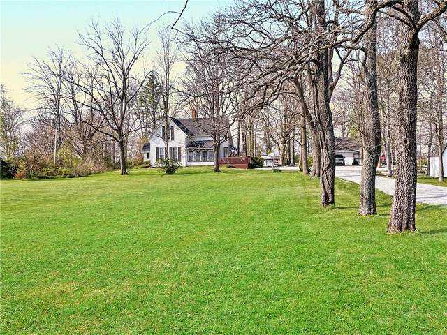 2706 W 400 S, Greenfield, IN 46140 (MLS #21778413) :: The Indy Property Source