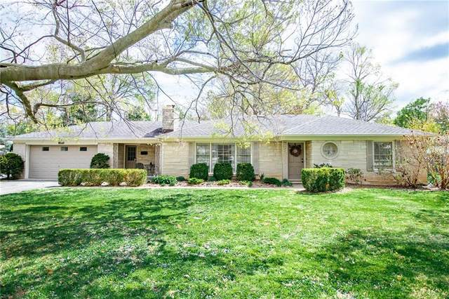 5895 Brouse, Indianapolis, IN 46220 (MLS #21778418) :: AR/haus Group Realty