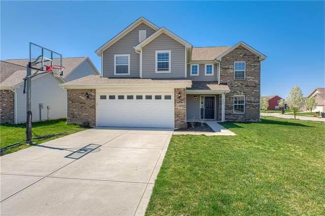 4794 Ventura Boulevard, Plainfield, IN 46168 (MLS #21778421) :: Heard Real Estate Team | eXp Realty, LLC