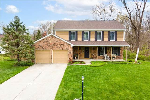 9245 Brunson Run, Indianapolis, IN 46256 (MLS #21778429) :: Richwine Elite Group