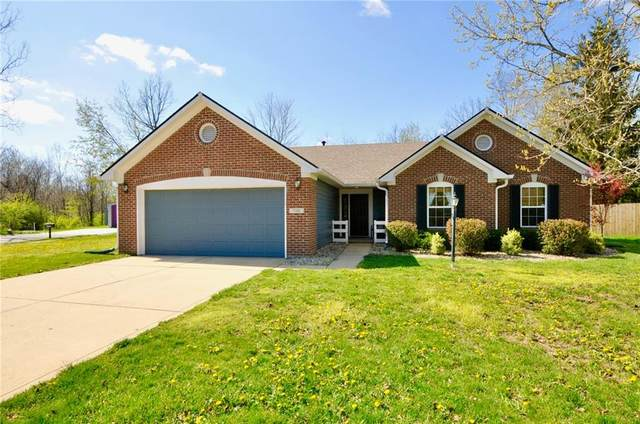 7706 Camfield Way, Indianapolis, IN 46236 (MLS #21778438) :: The Evelo Team