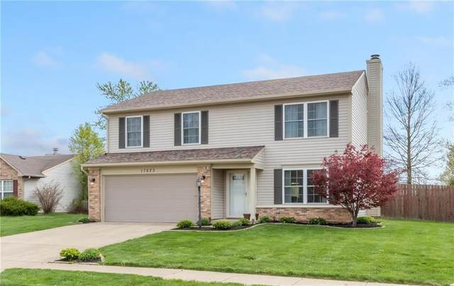 17823 Sundial Drive, Westfield, IN 46062 (MLS #21778451) :: The Indy Property Source