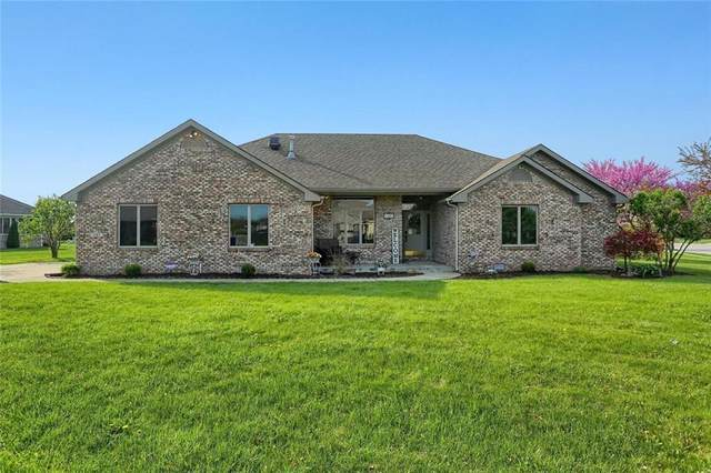 1107 Brunes Boulevard, Brownsburg, IN 46112 (MLS #21778454) :: The Indy Property Source