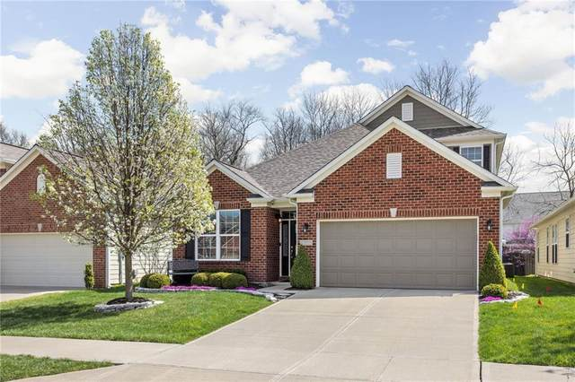 13535 Cuppertino Ln, Carmel, IN 46074 (MLS #21778457) :: The Indy Property Source