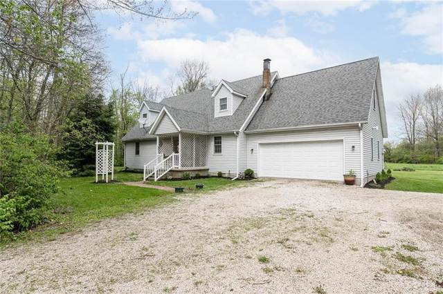 5200 N County Road 650 E, Albany, IN 47320 (MLS #21778465) :: The ORR Home Selling Team