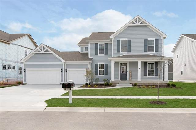 15580 Starflower Drive, Westfield, IN 46074 (MLS #21778473) :: Richwine Elite Group