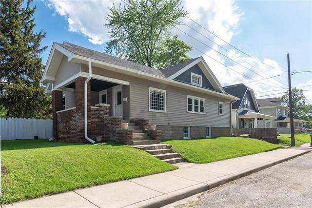 835 Parkway Avenue, Indianapolis, IN 46203 (MLS #21778491) :: The Evelo Team