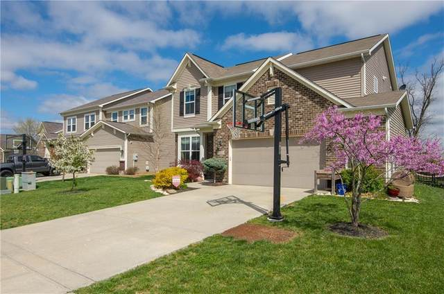 5011 Macaferty Street, Plainfield, IN 46168 (MLS #21778504) :: The Evelo Team