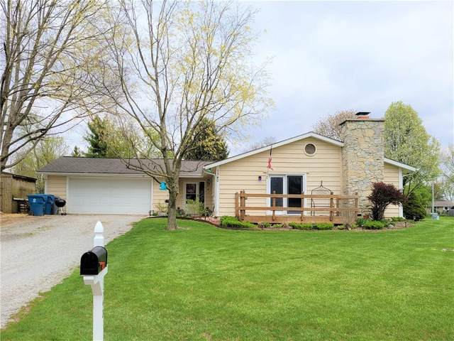 1340 Beachway Court, Cicero, IN 46034 (MLS #21778508) :: Mike Price Realty Team - RE/MAX Centerstone
