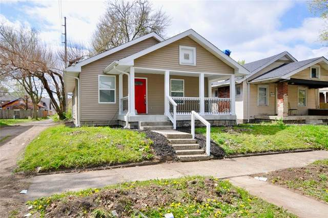 402 N Temple Avenue, Indianapolis, IN 46201 (MLS #21778520) :: RE/MAX Legacy