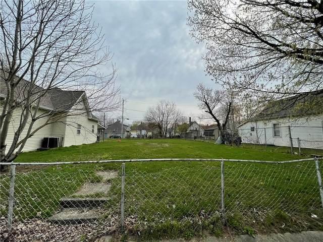 459 N Concord Street, Indianapolis, IN 46222 (MLS #21778530) :: Heard Real Estate Team | eXp Realty, LLC