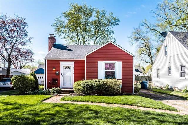2619 E 58TH Street, Indianapolis, IN 46220 (MLS #21778543) :: Heard Real Estate Team | eXp Realty, LLC