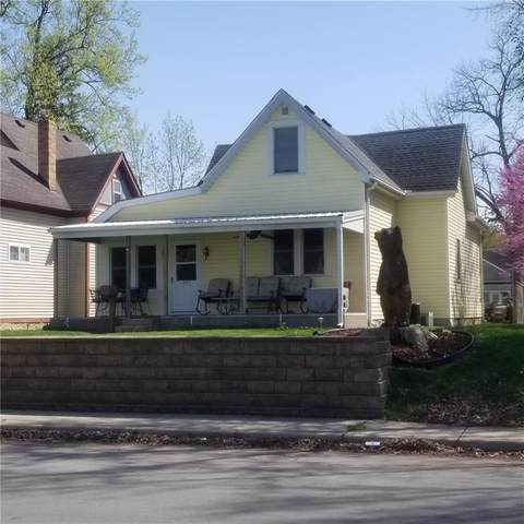 821 W 5th Street, Anderson, IN 46016 (MLS #21778546) :: Mike Price Realty Team - RE/MAX Centerstone