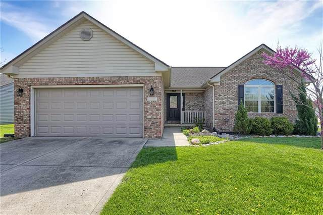 1305 Mulberry Court, Greenfield, IN 46140 (MLS #21778565) :: Richwine Elite Group