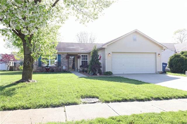 79 Meadow Creek E, Whiteland, IN 46184 (MLS #21778566) :: David Brenton's Team