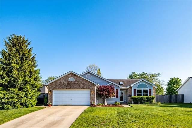 3396 Paddington Drive, Columbus, IN 47203 (MLS #21778567) :: Heard Real Estate Team | eXp Realty, LLC