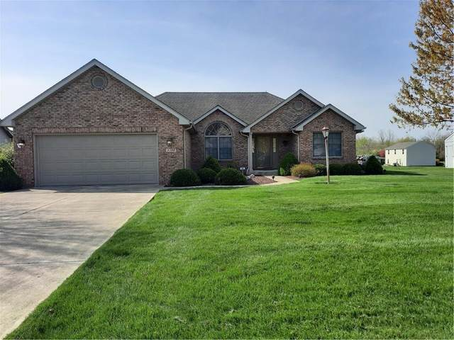 3309 Nevada Drive, Anderson, IN 46012 (MLS #21778581) :: The Evelo Team